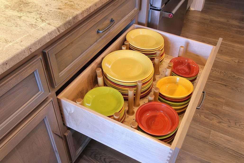 plate storage