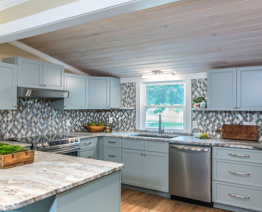 Cabinetry Created with Cabico Essence | Greenbrook Design ...